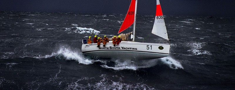 40 years of yacht race photography