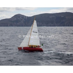 YachtRaces/YR2012/Sydney to Hobart/Enchantress 2320 SH12