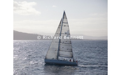 YachtRaces/YR2011/Melb to Hobart/Bandit 8697 SH11